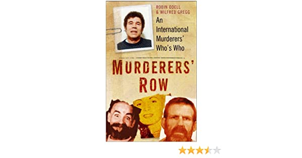 Download Murderers Row: An International Murderers WhoS Who read id:gp61x3j