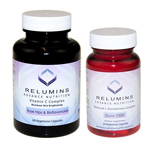 Relumins Advance Nutrition Gluta 1000 And Advance