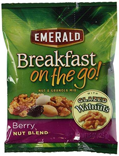 Emerald Breakfast Go Berry Blend
