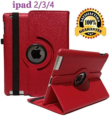 iPad Case Rotating Protective Feature
