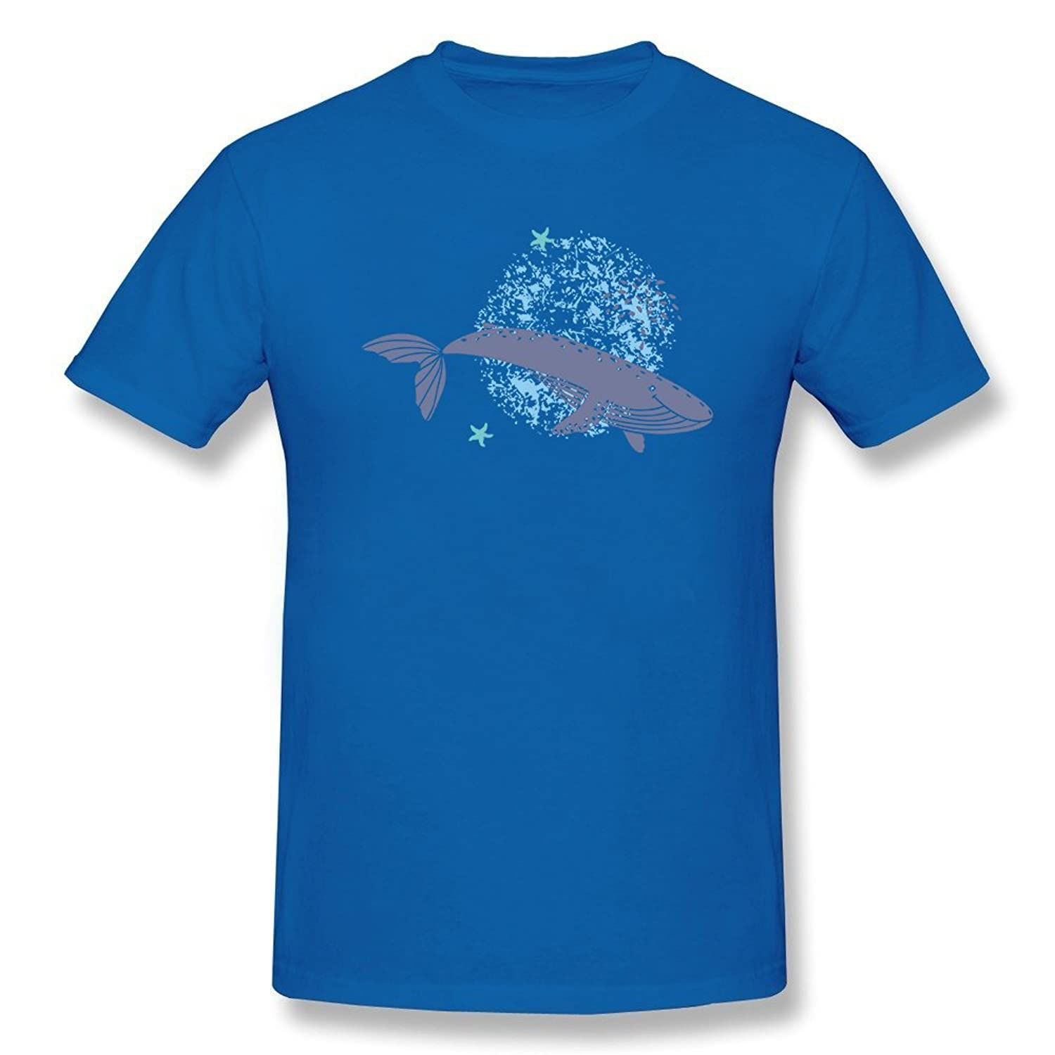 Whale The Shell Superior County Logo Mens T-shirts