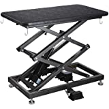 Amazon Com Comfortgroom Z Lift Hydraulic Grooming Table