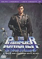Dolph Lundgren, Louis Gossett, Jr. The invincible Punisher comes after the mobsters who offed his family in this electrifying action/adventure film. Based on the Marvel Comics character. 1989/color/92 min/R.First, a few facts. Dolph Lundgren ...