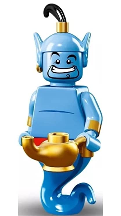 LEGO Disney Series 16 Collectible Minifigure   Genie Of The Lamp (71012)