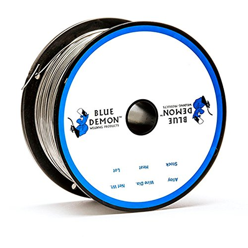 Blue Demon ER70S6 X .035 X 11LB Spool Carbon Steel Welding Wire