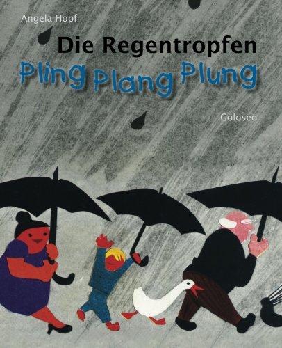 Download Die Regentropfen Pling Plang Plung (German Edition) pdf epub