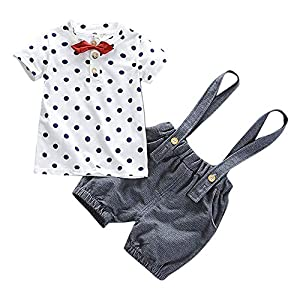 Hopscotch Baby Boys Cotton and...