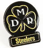 DMR Shamrock Pin Pittsburgh Steelers