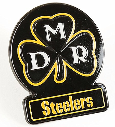 DMR Shamrock Pin Pittsburgh Steelers
