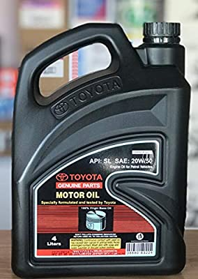 Toyota Motor Engine Oil: Amazon com: H_AUTO