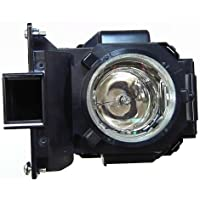 Electrified CPX10000LAMP DT-01001 Replacement Lamp with Housing for Hitachi Projectors