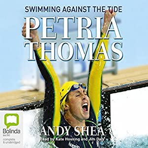 Petria Thomas Audiobook