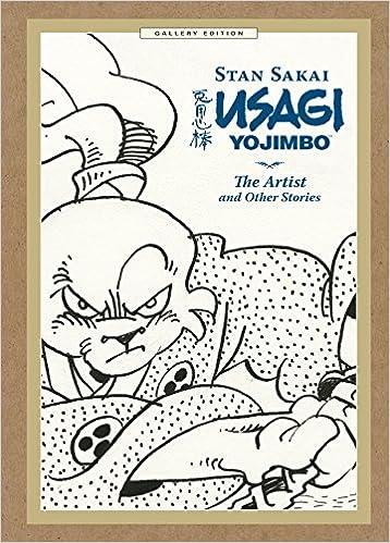 Usagi Yojimbo Gallery Edition Volume 2: The Artist And Other ...