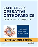 img - for Campbell's Operative Orthopaedics book / textbook / text book