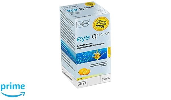 Vitae Eye Q Complemento Alimenticio - 200 ml: Amazon.es: Salud y cuidado personal