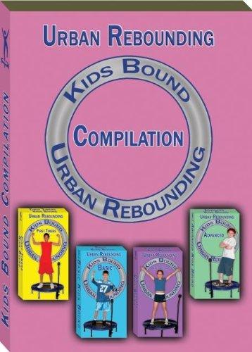 Urban Rebounding Kids DVD Compilation by Urban Rebounder