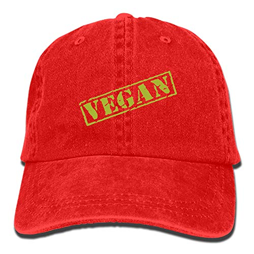 Unisex Vegan Cotton Denim Dad Hat Adjustable Plain Cap