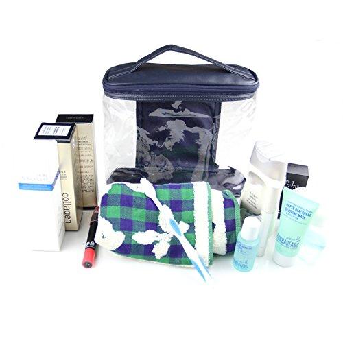 Bolsa de almacenamiento para exteriores – Bolsas de viaje y almacenamiento – Organizador de viaje de PVC bolsas de...