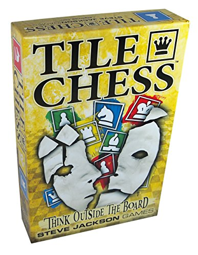 Steve Jackson Games Tile Chess Game by Steve Jackson Games
