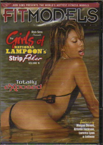 Fit Models Totally Exposed : Girls of National Lampoon Strip Poker, Vol. 1