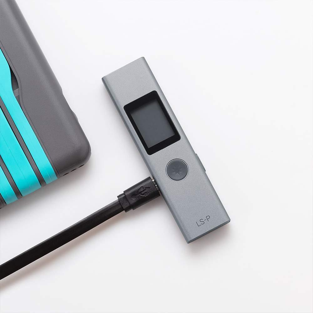 Norma Mijia Mi 40 M Tester di Distanza di Misura LS-P Smart Mini LCD strumento di Misurazione Del Volume Range Finder Roulette 04922 by Dewanxin