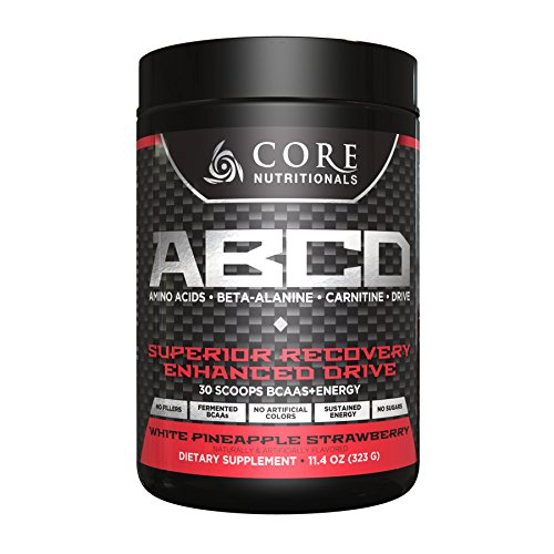 Core Nutritionals ABCD (White Pineapple Strawberry)