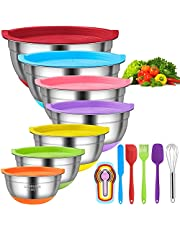 Mixing Bowls with Lids Set