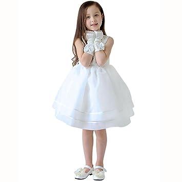 Niños niña Ropa Yes Mile Kid Fiestas Tren boda dama de honor Princesa Punta Ropa Flores