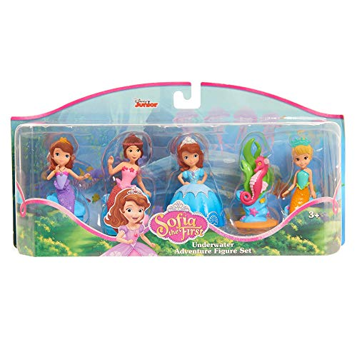 Disney Sofia The First Royal Friends Mermaid Figure