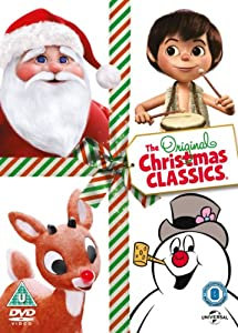 The Original Christmas Classics: Rudolph The Red-Nosed Reindeer ...
