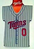 Minnesota Twins BOTTLE JERSEY KOOZIE drink cooler Great BASEBALL FAN Gift MLB
