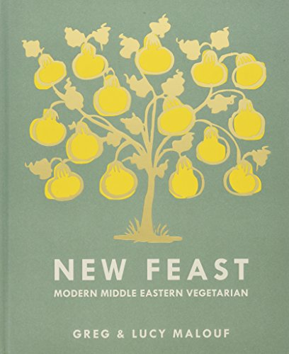 New Feast: Modern Middle Eastern Vegetarian (Greenville Wine Design And)