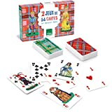 Vilac Nathalie Lete Playing Card Game, Set of 2