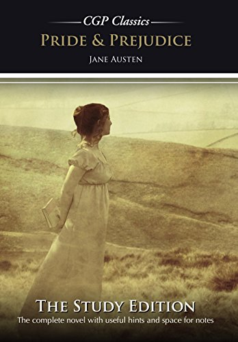 Pride and Prejudice by Jane Austen Study Edition (CGP GCSE English 9-1 Revision) (Examples Of Prejudice In Pride And Prejudice)