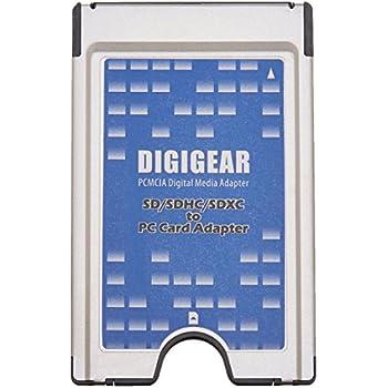 Amazon.com: Transcend PCMCIA Ata Adapter for Cf 2 Card (2 ...