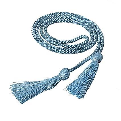 MyGradDay Single Graduation Honor Cord Length 68'', Available in 15 Colors GraduationService
