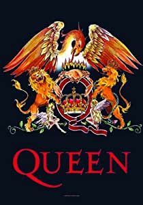 LPGI Queen Crown Fabric Poster, 30 by 40-Inch