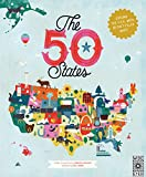 img - for The 50 States: Explore the U.S.A. with 50 fact-filled maps! book / textbook / text book