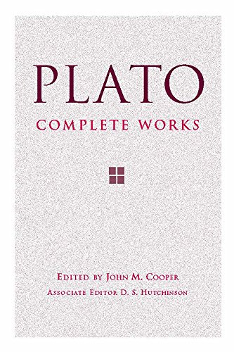 Plato: Complete Works - Co Uk D&g