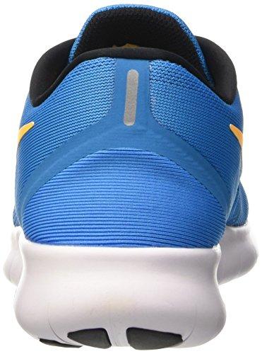 Hommes Chaussures Rn Blanc Étincelle Nike cyan Bleu Gratuit Noir Orange Bleue Héritage Laser Gymnastique qytAcgU