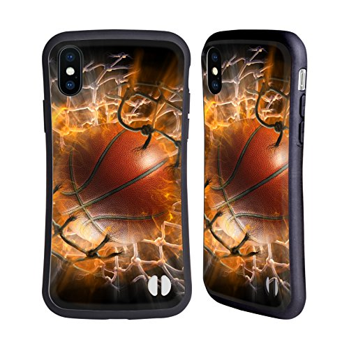 Official Tom Wood Blast Radius Monsters Hybrid Case iPhone X/iPhone Xs