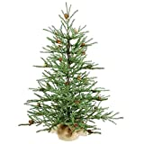"""front porch decorating ideas Artificial Christmas Tree. This Tabletop Fake Xmas Pine Tree Looks Real, Natural. Great for Indoor, Outdoor, Home, Patio, Gazebo, Backyard, Front Porch, Deck Holiday Season Party Decor (42"""")"""