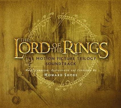 Coffret 3 CD : Le Seigneur des anneaux