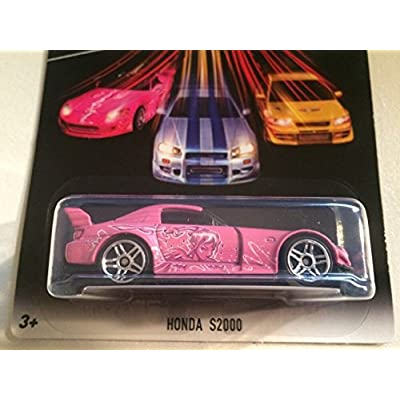 Hot Wheels Fast and Furious Honda S2000 2016 Exclusive: Toys & Games