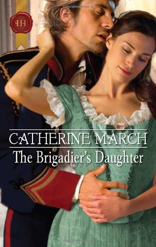 Download The Brigadier's Daughter - Harlequin Historicol - Victorian (Mass Market Paperback) pdf epub