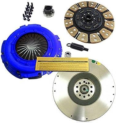 EFT fase 4 Cable de embrague Kit & volante 99 - 03 ford F250 F350 F450