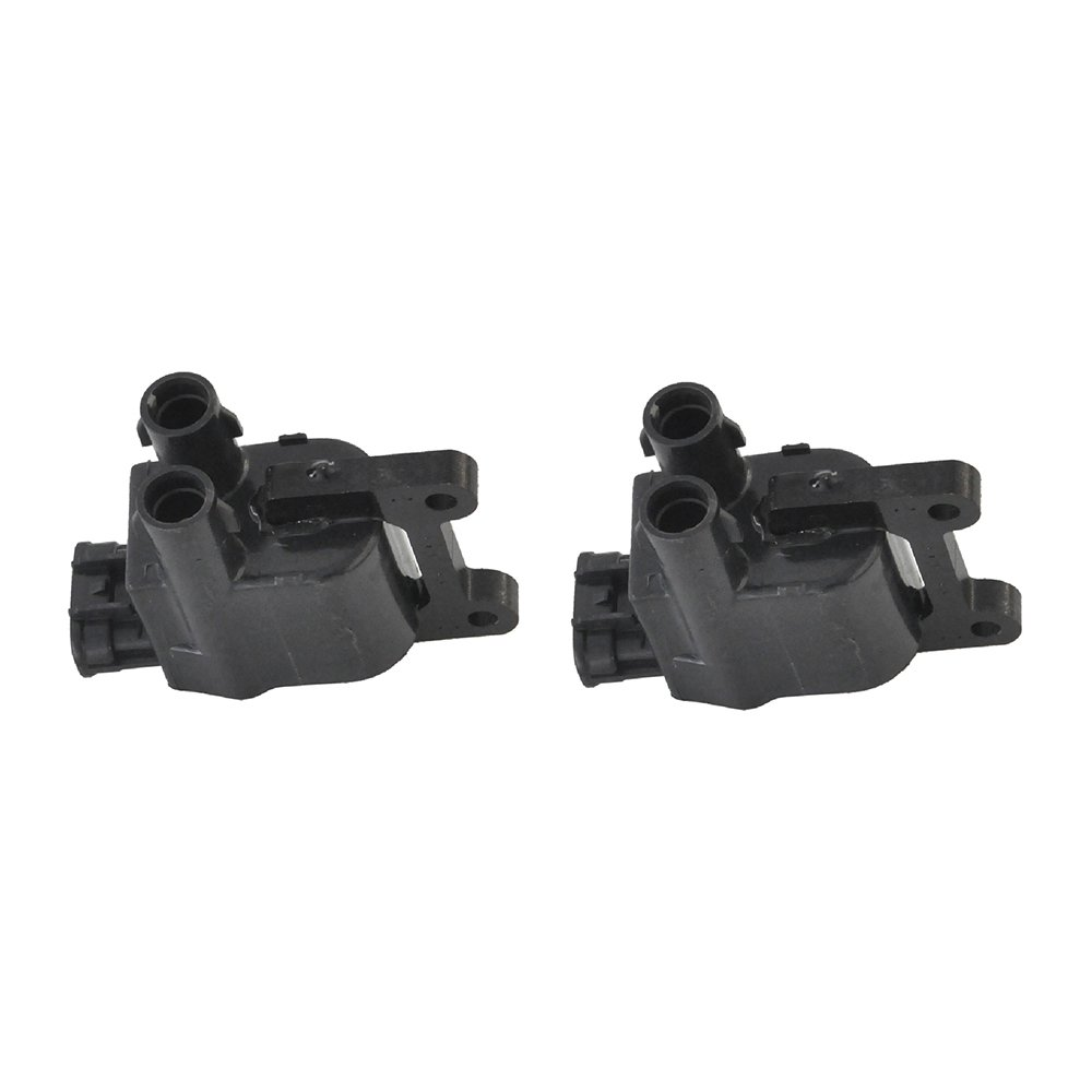 DRIVESTAR UF180x2 Set of 2 NEW Ignition Coil fits ONLY TOYOTA 4Runner 2.7L Camry Solara 2.2L RAV4 2.0L T100 Tacoma 2.7