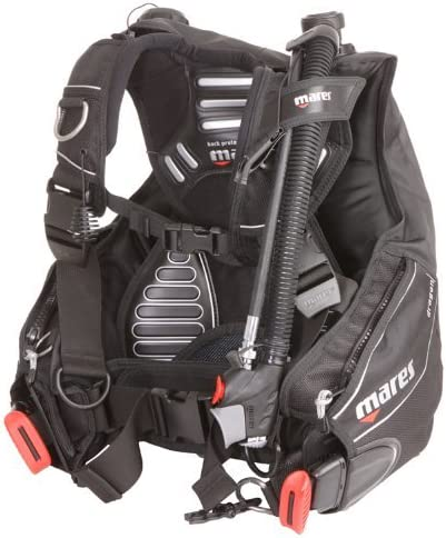 Mares Bcd Dragon Mrs+ Weste