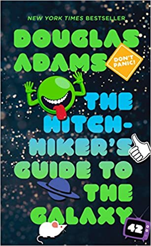 The hitchhikers guide to the galaxy douglas adams 9780345391803 the hitchhikers guide to the galaxy douglas adams 9780345391803 amazon books fandeluxe Choice Image