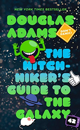 The Hitchhiker's Guide to the Galaxy (Best Sci Fi Tv Shows Of All Time)